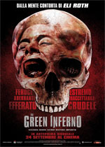 The Green Inferno - Al: The Space Cinema Etnapolis