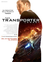 The Transporter Legacy - Al: The Space Cinema Etnapolis